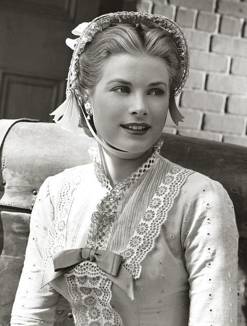 "Grace Kelly, ""High Noon""1952 Universal"
